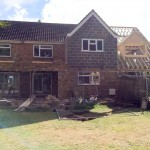 Extension in farnham common