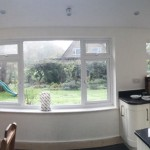 Family room in Farnham Common