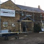 Stoke Poges refurbishment