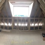 St Albans loft roof and garden office
