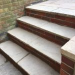 Raised patio Gerrards Cross